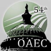 OAEC 54th Legislative Guide icon