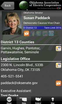 OAEC 54th Legislative Guide apk screenshot
