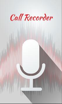 تسجيل المكالمات Call Recorder poster