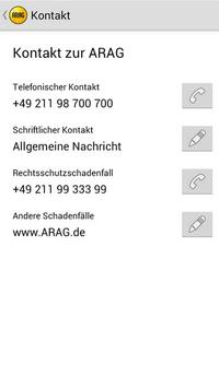 ARAG apk screenshot