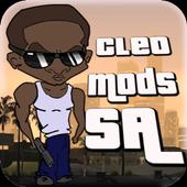 Cleo mod for GTA SA icon