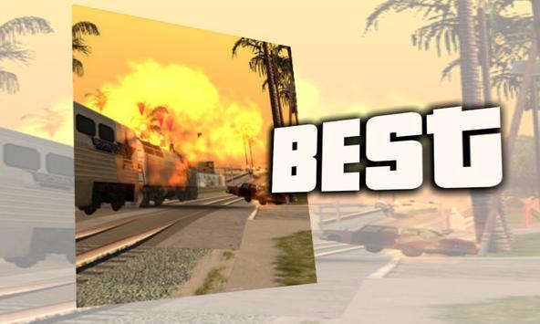 Cleo mod for GTA SA poster