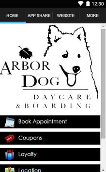Arbor Dog Daycare and Boarding poster