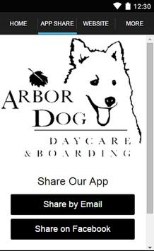 Arbor Dog Daycare and Boarding apk screenshot