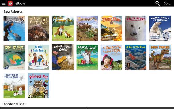 Fun eReader Picture Books apk screenshot