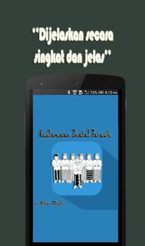 Keutamaan Shalat Tarawih poster