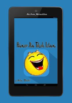 Humor Ala Tokoh Islam apk screenshot