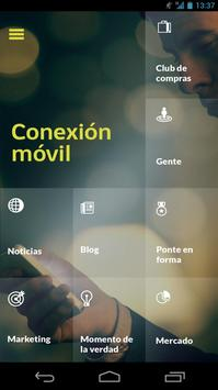 Conexión Móvil apk screenshot