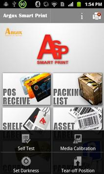 Argox Smart Print apk screenshot