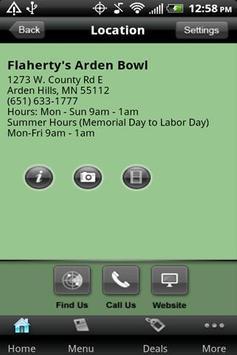 Flaherty's Arden Bowl apk screenshot
