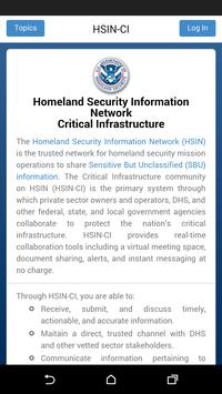 HSIN CI Mobile apk screenshot