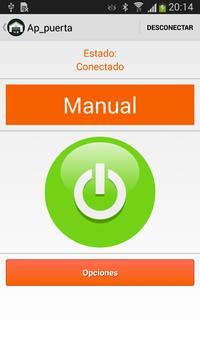 Ardupho Puerta BT4.0 apk screenshot