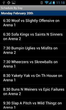 Arena Softball apk screenshot