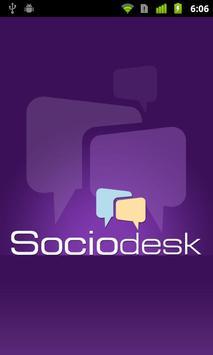 Sociodesk poster