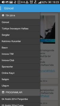 Türkiye İnovasyon Haftası 2014 apk screenshot
