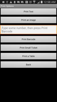 Arkscan Receipt Printer apk screenshot