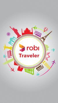 Robi Traveler poster