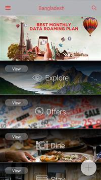 Robi Traveler apk screenshot