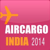Air Cargo India 2014 icon