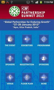 CII 2013 poster