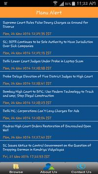 Manupatra Statutes/Bare Acts apk screenshot