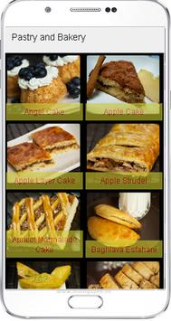 Pastry and Bakery poster