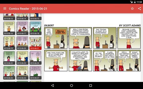 Comic Reader apk screenshot