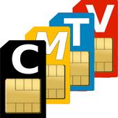 Airtime Balance SA Networks icon