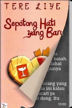 Kumpulan Status Tere Liye poster