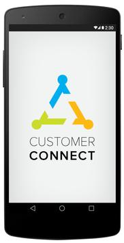CustomerConnect poster