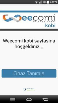 Weecomi Kobi poster