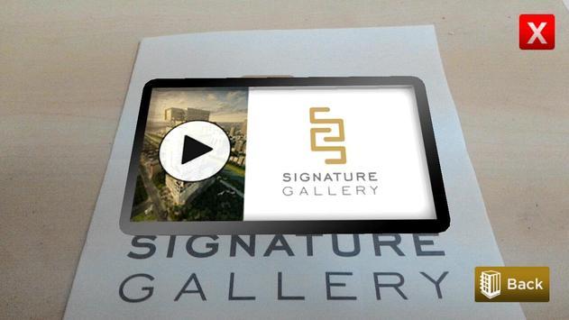 Signature Gallery apk screenshot