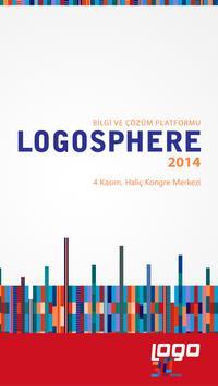 Logosphere 2014 poster
