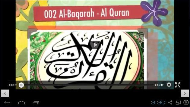 Quran Recitation apk screenshot