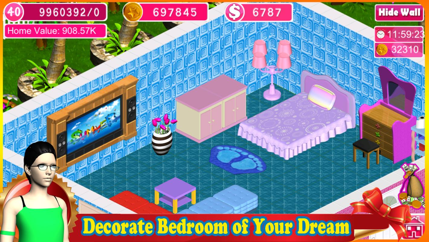 Home design dream house apk download free role playing for Design your dream house online free