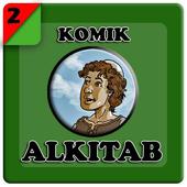 Komik:Alkitab Jilid 2 icon