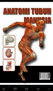 Anatomi Tubuh Manusia poster