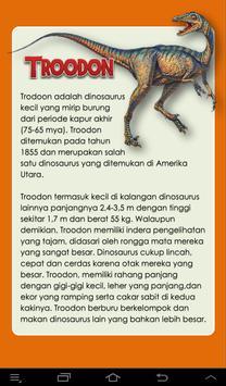 Ensiklopedi Dinosaurus poster