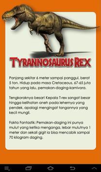 Ensiklopedi Dinosaurus apk screenshot