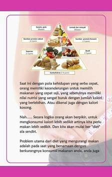 DIET: Ideal dan Permanen apk screenshot