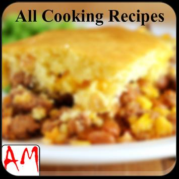 All Cooking Recipes poster
