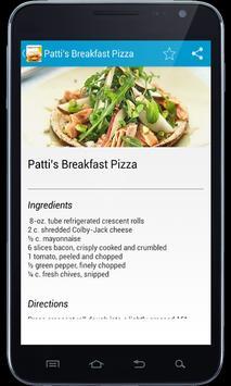 Breakfast Cook Recipes apk screenshot