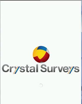 Crystal Surveys apk screenshot