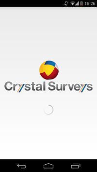 Crystal Surveys poster