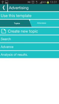 MinutesPad Free apk screenshot