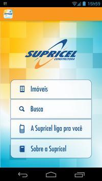 Supricel Construtora Mobile poster