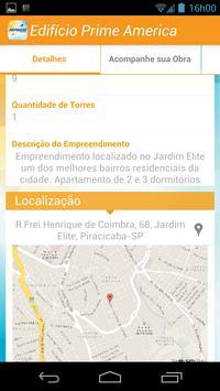 Supricel Construtora Mobile apk screenshot
