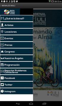 Bienal Muli poster