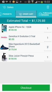 Sales Order apk screenshot