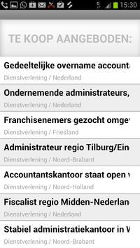 Bedrijventekoop.nl apk screenshot